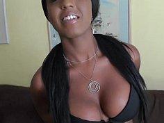 This black beauty fucking her boyfriend