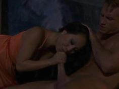 Cute love story of popular Asian pornstar Asa Akira