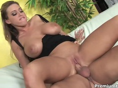 Memphis Monroe begs her husband to pound her candy pussy