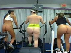 Training Natalia Woods and Sophia Castello's asses
