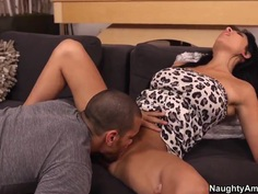 Anissa Kate got pounded by horny Marco Rivera