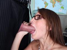 Kara Price & Jordan Ash in Naughty Office