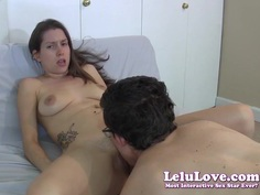 Friends finally fuck, pussy eating HUGE creampie leak