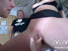 German amateur swinging couples