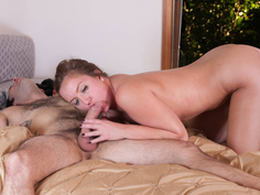 Can wait a minute longer to be inside her tight warm pussy