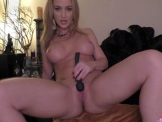 Angela Sommers hot masturbation