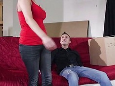 Thick cock makes Cherie wants to fuck