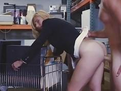 Sweet sexy milf mom fuckin for cash