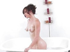 Jennifer White solo in a bath