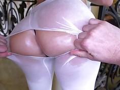 Round ass Julianna Vega