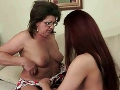 Lusty Grandmas vs Gorgeous Teens