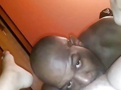 Wife Gets Eaten Out by a Black Guy