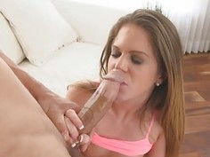 Stacey got the huge cock she craved for