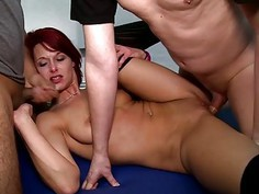 MAGMA FILM Cumming off Strangers