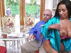 Sexy horny phat ass ebony busty wife Priya Price