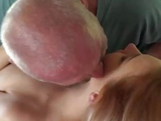 Heather starlet cumshot first time Emily Rose needs to loosen and