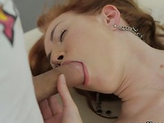 Massage X - Only shy at first