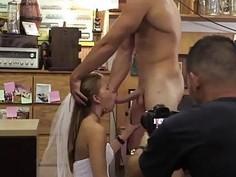 Amateur asian student A bride's revenge!