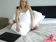 Horny hottie Zoe Parker fucking monster cocks