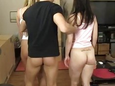 Teen nipple play first time Mail order teens rimjob fight!