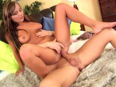 Nataly takes a good pounding