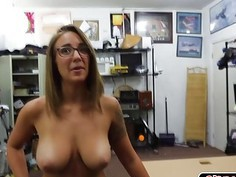 Fucking hot Layla London shaking bigboobs