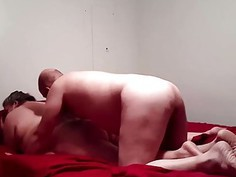 Fat MILF Getting Licked