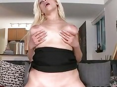 Big tits girl Holly Brooks
