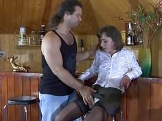 Viola&Lesley naughty nylon action