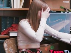 Teen thief Dolly Leigh gets what she deserves