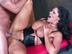 Angela Aspen gets pounded with a big cock