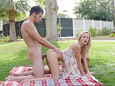 Picnic leads to pounding