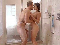Steamiest shower scene