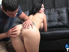 Fucking Tricia Oaks in her wide open gaping asshole