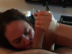 Hotwife Carrie Corrupted Hotel Cum Slut Sucking A Big Cock #carriecorrupted