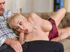 Stepma Ryan is so Nostalgic that she Wants HC Sex