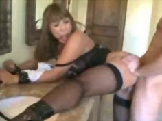 Ava Shows Boy How Rough She Can Play