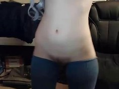Webcam Nice Titties Hairy Pussy