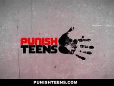 PunishTeens - Redhead Step-Daughter Gets Dominated