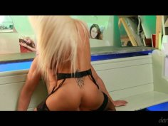Elite babe Caprice Jane having sex fun with stud