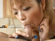 Doggy position drilling for asian sweetheart
