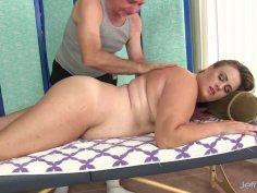 BBW Randi Paige sex massage