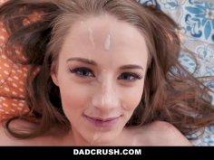 DadCrush  Cam Girl Slut Caught By Stepdad