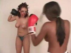 JMR Topless Boxing