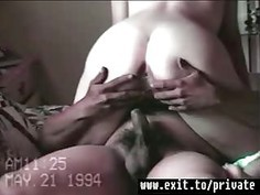 Robert and Julie in 1994 home porn video